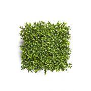 Tappetino di bosso artificiale TOM, verde, 25x25cm