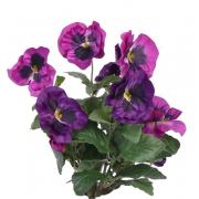 Viola del pensiero finta HILDE su gambo, lilla, 30cm, Ø8cm