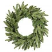 Corona di abete artificiale ERWIN, verde, Ø50cm