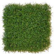 Tappeto / Siepe di erba artificiale FILLY, zona trasversale, verde, 25x25cm