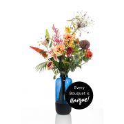 Mazzo di fiori finti FEME, multicolore, 105cm, Ø70cm