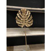 Kunst Philodendron Monstera Deliciosa Blatt RUMO, 95cm
